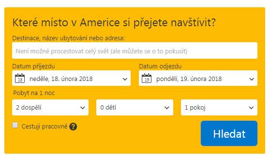 Booking Com - Travel America