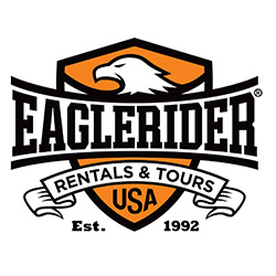 EagleRider - motorkou po USA